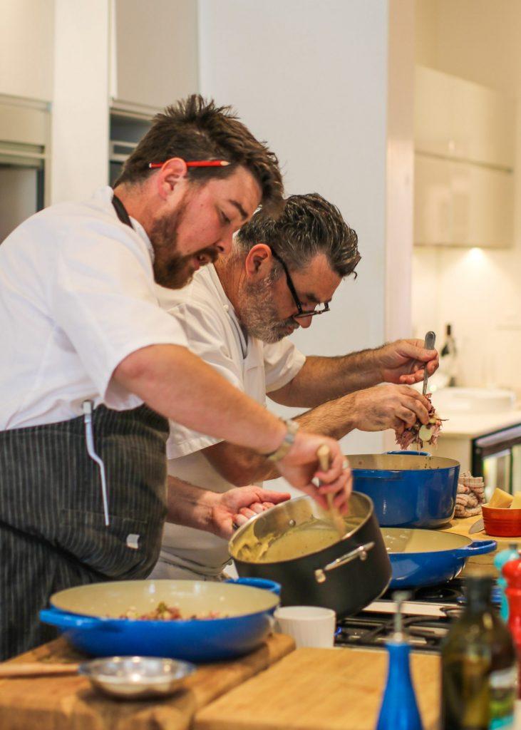 Liam Tomlin Ivor Jones Beau Constantia Chefs Warehouse
