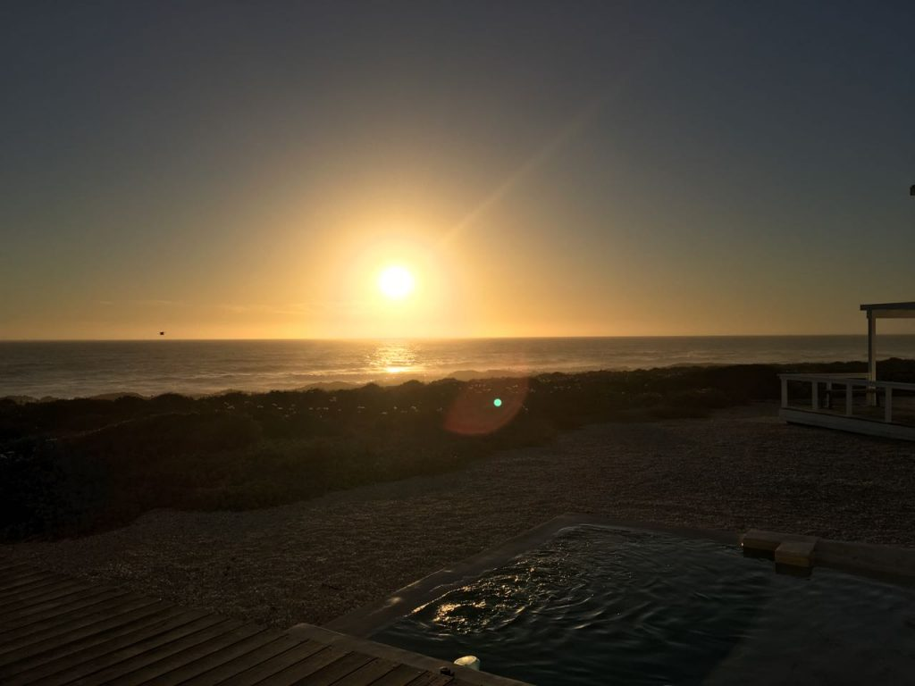 Yzerfontein holiday beach house