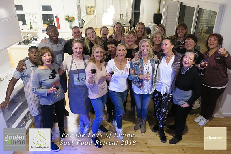 Soul Food Retreat Yzerfontein Gabi Lowe